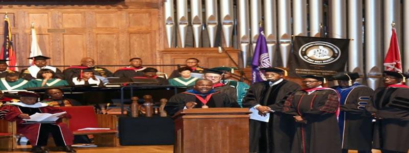 Welcome to Charles H  Mason Theological Seminary